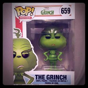 GRINCH FUNKO POP